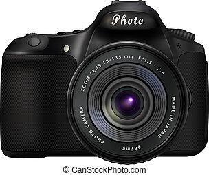 appareil-photo photo, slr, numérique