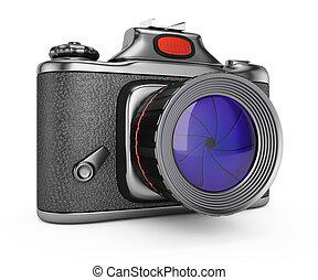 appareil photo, slr