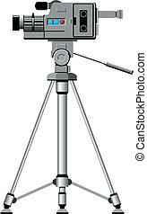 appareil photo, vidéo