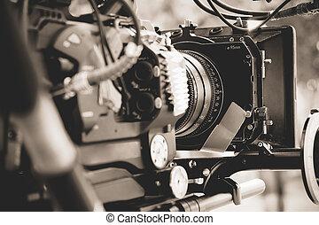 appareil photo, vidéo, numérique