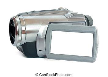 appareil-photo vidéo, numérique