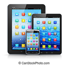 appareils, mobile