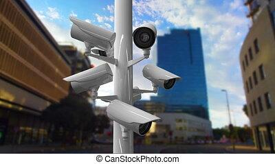 appareils-photo surveillance