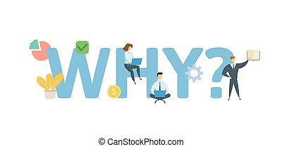 appartamento, concetto, illustration., isolato, icons., lettere, fondo., vettore, keywords, bianco, perché