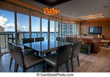 appartamento, lusso