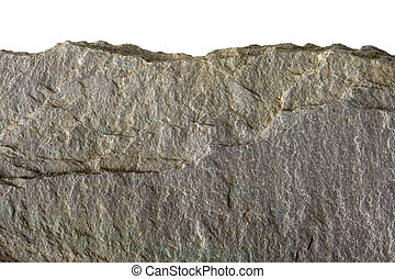 appartamento, pietra, bordo, avanzando, roccia, o