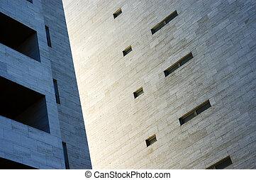 appartement, 1, bloc