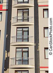 appartement blok