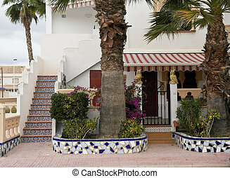 appartement, espagnol
