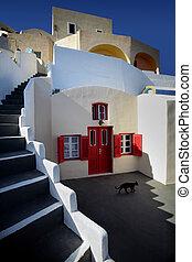 appartment in Oia Santorini