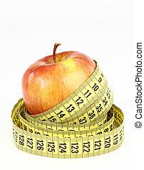 appel, dieet