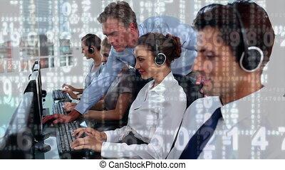 appeler, agents, centre, directeur, leur