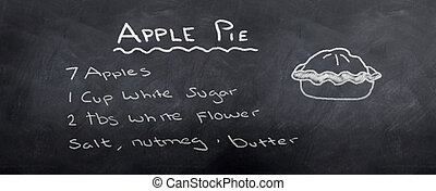 appeltaart, recept