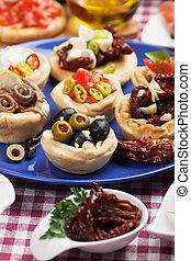 Appetizer food