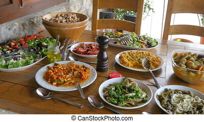 appetizer of turkish cuisine