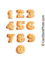 Appetizing numerals