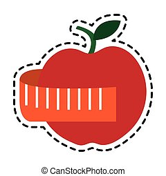 weight loss icon image