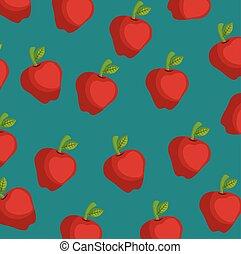 apple farm background
