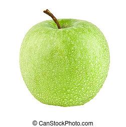 apple in drops