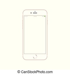 Apple Iphone 6 New Android Mobile Phone Realistic Touch Screen Smartphone