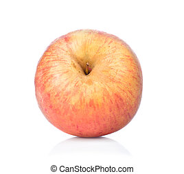 Apple isolate on white background