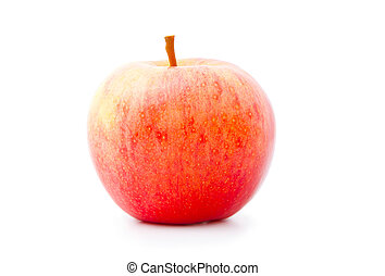 apple, isolated on a white background