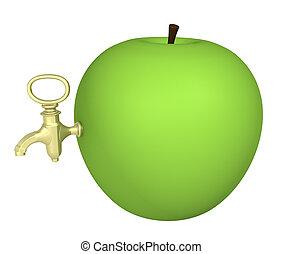 Apple juice #3