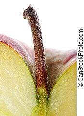 apple macro red