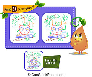 apple newton game 9 differences