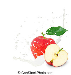 Apple splash