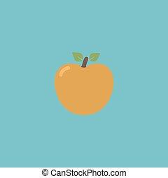 apple - vector icon