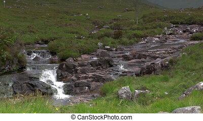 Applecross Pass, Bealach Na Ba, Scotland - Native Version -...