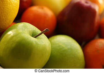 Apples and other fruits