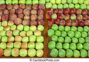 Apples market