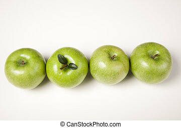 Apples - Beautiful green apple
