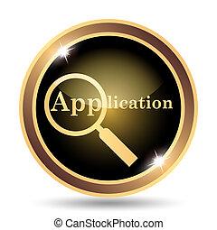 application, icône