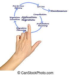 Application Migration Process