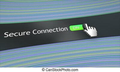 application, monture, assurer, connection.