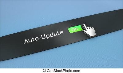 Application setting Auto-update
