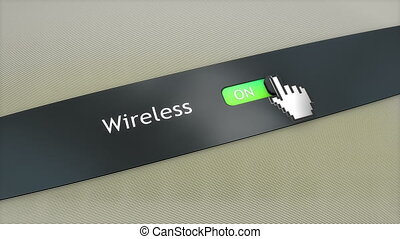 Application setting Wireless