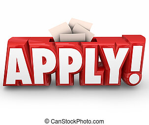 send your resume apply job position get interview new career