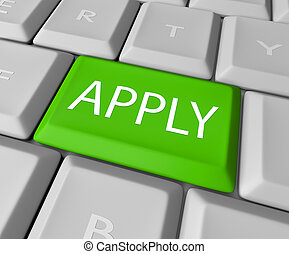 Apply Computer Keyboard Key Online Application - Apply...