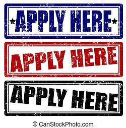 Apply here