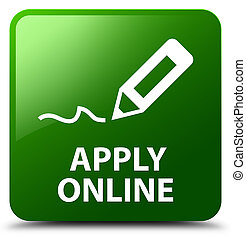 Apply online (edit pen icon) green square button