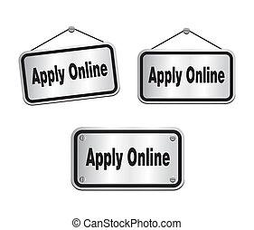 apply online - silver signs