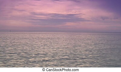 apprécier, vue mer