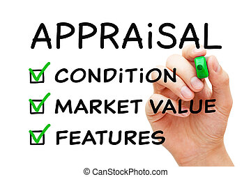 Appraisal Checklist Business Concept