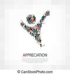 appreciation people sign