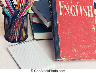 apprendre, anglaise
