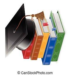 apprentissage, concept, education